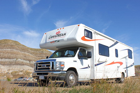 Rv Vacations Amp Rentals In Canada S Rocky Mountains